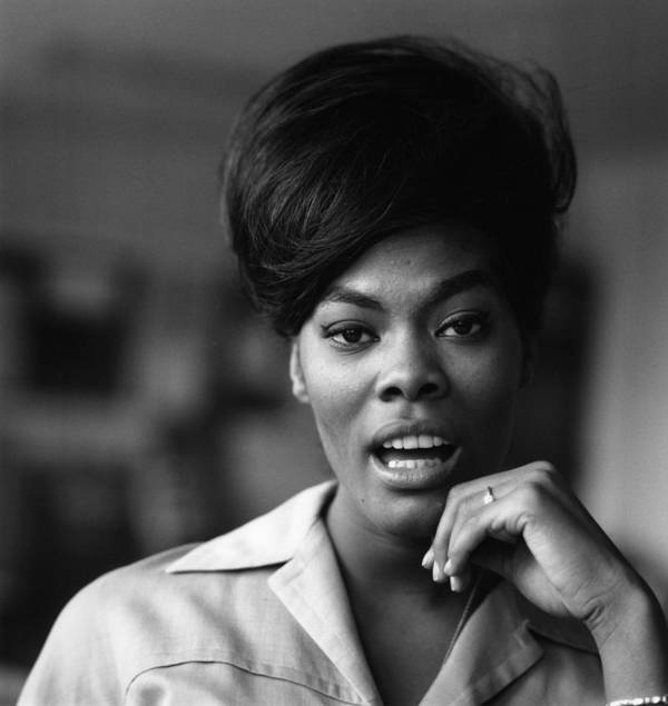 Thank You Art Print featuring the photograph Photo Of Dionne Warwick by David Redfern