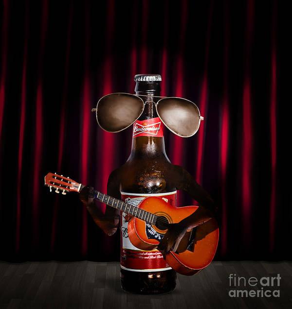 Заболею, с днем рождения картинки с пивом и гитарой