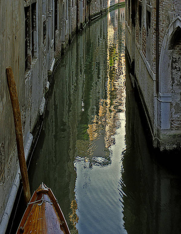 Art Print featuring the photograph Venice 3 by Victor Yekelchik