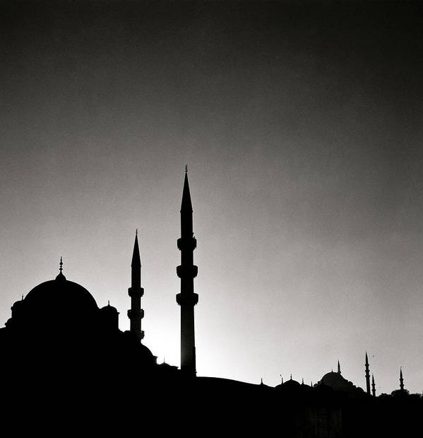 Istanbul Art Print featuring the photograph The Enchanting City by Shaun Higson