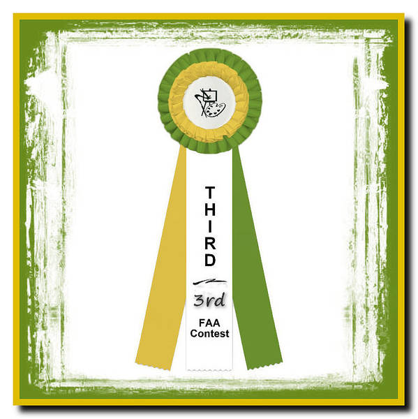 Art Print featuring the photograph 3rd Ribbon by Pete Trenholm