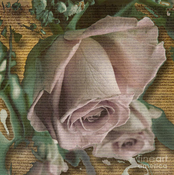 Art Print featuring the mixed media Awe by Yanni Theodorou