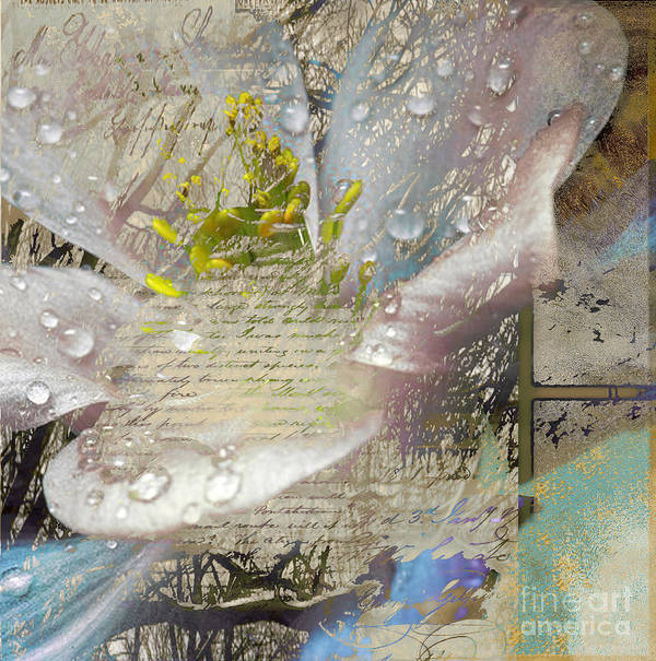 Art Print featuring the mixed media Pop Iv by Yanni Theodorou