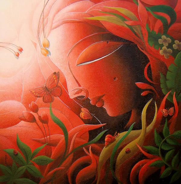 The Tree Of Life Series Art Print