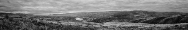 Landscape Art Print featuring the photograph Wenatchee Valley by Jeff Turpin