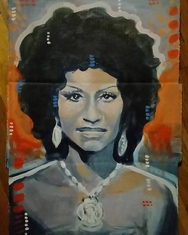 Celia Cruz Tribute no.3 by Tomas ATOMIK Manon