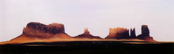 Landscape Art Print featuring the photograph Monumental Shadows by Cathy Franklin