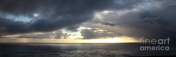 Ocean Art Print featuring the photograph Indian Ocean 3 by Neil Overy