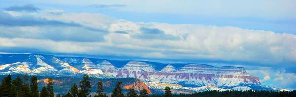 Landscape Art Print featuring the photograph Canyon Beginnings by Susan Walkingstick