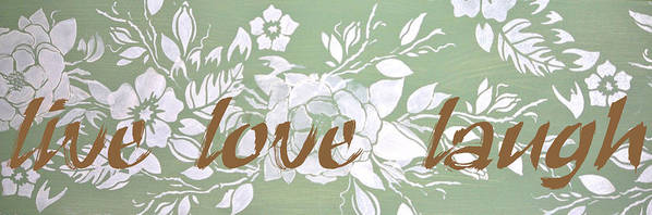 Words Art Print featuring the painting Word Up by Gigi Desmond
