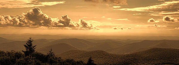 Sunset Art Print featuring the photograph Taconic Sunset by Lee Fortier