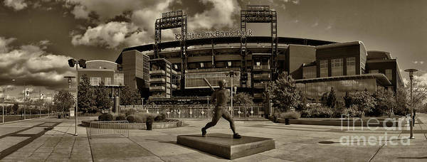 Citizens Park Art Print featuring the photograph Citizens Park Panoramic by Jack Paolini