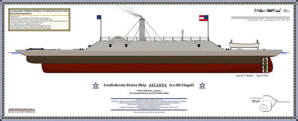Navy Art Print Featuring The Digital Css Atlanta Color Profile By Saxon Bisbee