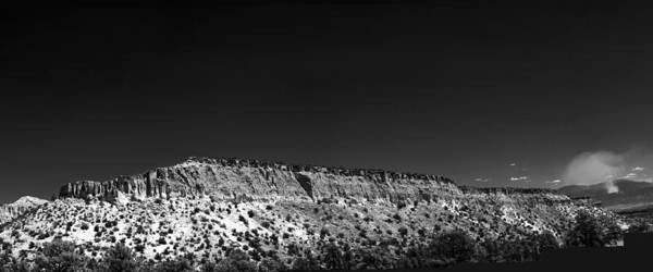 New Mexico Art Print featuring the photograph Highway 502 To Los Alamos Nm by Julie VanDore
