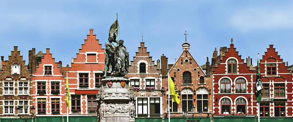 Bruge Art Print featuring the photograph Bruge by Julie Geiss