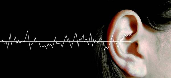 Woman Art Print featuring the photograph Hearing by Neal Grundy