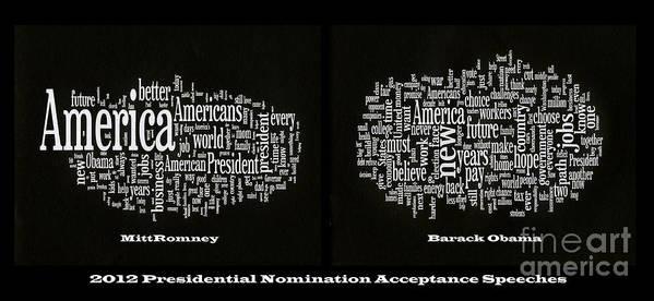 Acceptance Speeches Art Print featuring the photograph Acceptance Speeches by David Bearden