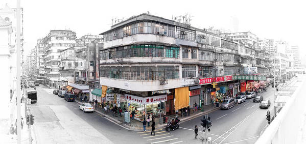 Effect Art Print featuring the photograph sketch 004 SSP by Kam Chuen Dung
