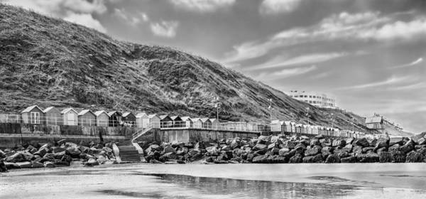 Sheringham Art Print featuring the photograph Beside The Seaside by Nick Bywater