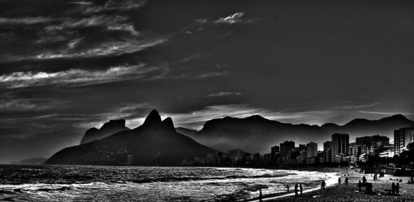 Brasil Art Print featuring the photograph Dois Irmaos by Carlos Mac