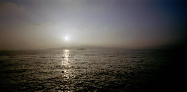 Sunset Art Print featuring the photograph Istanbul Dusk by Shaun Higson
