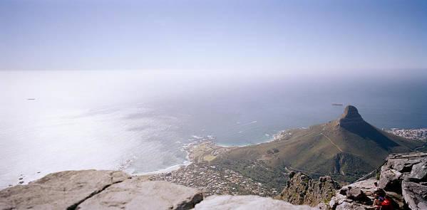 Cape Town Art Print featuring the photograph Signal Hill by Shaun Higson