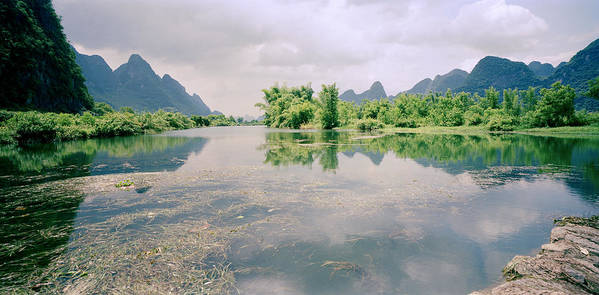 China Art Print featuring the photograph Guangxi In China by Shaun Higson