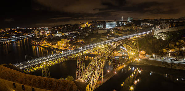 Art Print featuring the photograph Portugal Porto by Ernesto Santos