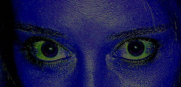 Art Print featuring the photograph Anatomy Of The Eyes by Debbie May