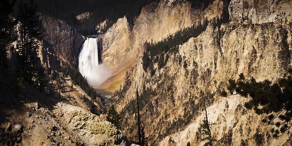 Artist Point Art Print featuring the photograph Artist Point Falls by Chad Davis