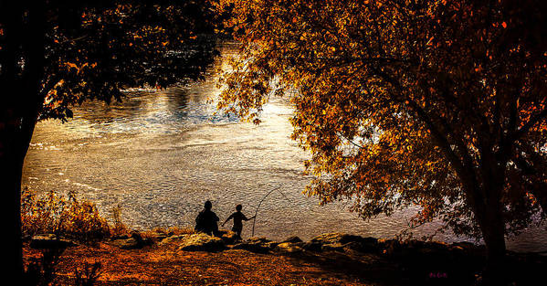 Fall Art Print featuring the photograph Moments To Remember by Bob Orsillo