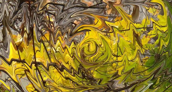 Fall Art Print featuring the photograph Falling Leaves by Ian MacDonald