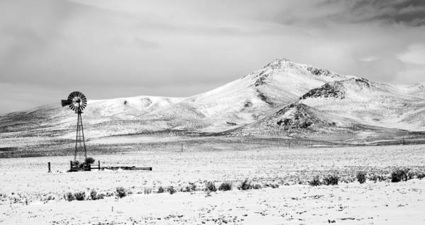 Great Art Print featuring the photograph Great Basin by Alasdair Turner