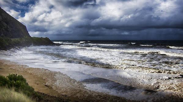 Sea Art Print featuring the photograph Great Ocean Road V11 by Douglas Barnard
