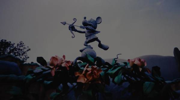 Micky Mouse Art Print featuring the photograph Mickey Mouse by Rob Hans