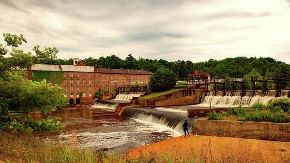 Prattville Art Print featuring the photograph Prattville Alabama by Mountain Dreams