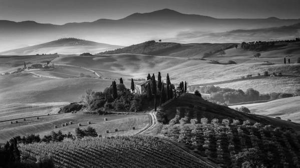 Toscana Art Print featuring the photograph Tuscany by Product Pics
