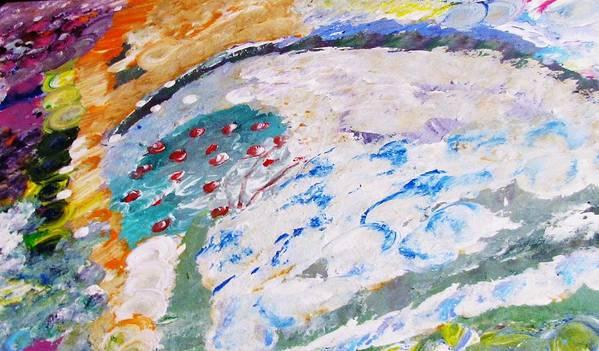 Naturelandscapewaterbluegreencloudswildlifeskyartflowersabstractflowertreesnew_yorkredyellowwhiteoceansunsetphotographytreesummercolorfulchicagobeautyblackmodernarchitecturevintageanimalskylineblack_and_white Etc. Art Print featuring the digital art happy HAPPY by HollyWood Creation By linda zanini