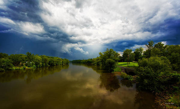 Storm Art Print featuring the photograph After The Storm by Everet Regal