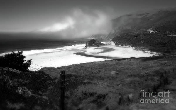 California Coast Art Print featuring the photograph California Coast by Gregory Dyer