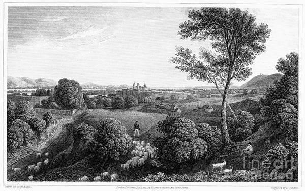 1822 Art Print featuring the photograph Austria: Klosterneuburg by Granger