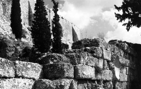 Acropolis Art Print featuring the photograph Acropolis by Susan Chandler