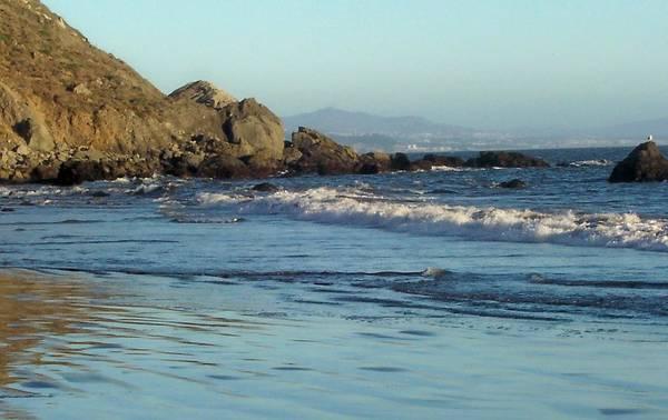 Beach Art Print featuring the photograph The Beach 2 by Elizabeth Klecker