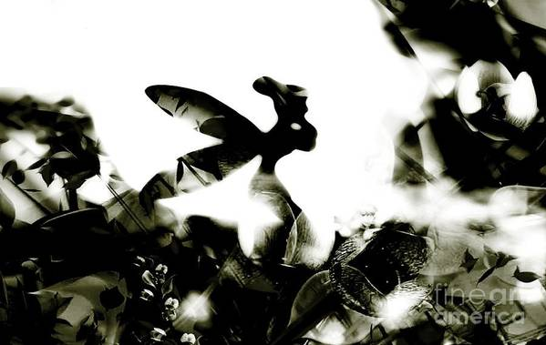 Love Art Print featuring the photograph Tinker Bell by Jessica Shelton