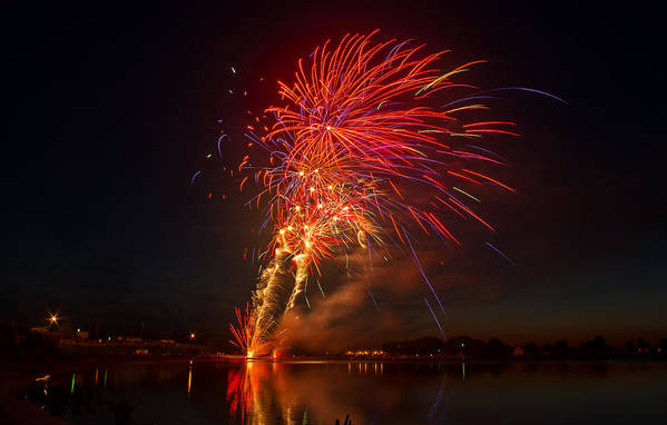 4th Of July Art Print featuring the photograph 4th Of July by Gary McCormick