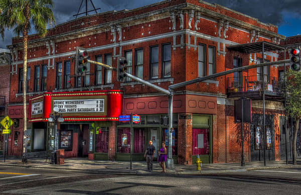 Old Building Art Print featuring the photograph Atomic Wednesdays by Marvin Spates