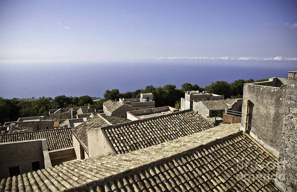 Dubrovnik Art Print featuring the photograph Standing On Top Of The World by Madeline Ellis