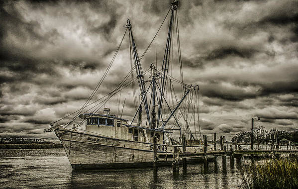 Storm Art Print featuring the photograph The Storm by Steven Taylor