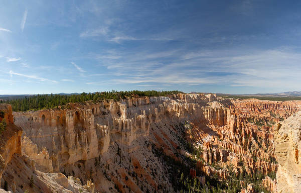 Peekaboo Loop Connector Art Print featuring the photograph Bryce Canyon 01 by John Appleby