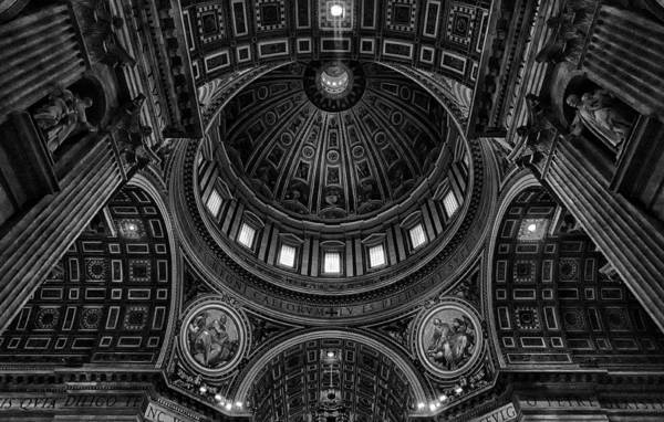 Architecture Art Print featuring the photograph Skylights by C.s.tjandra